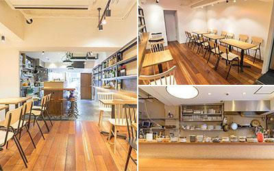 恵比寿CAFE&KITCHEN店