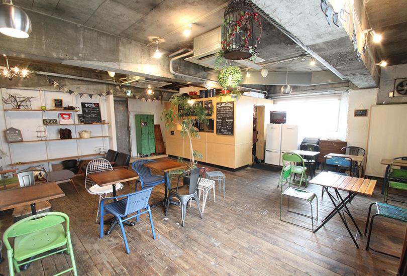 GOBLIN.青山店 -CAFE-
