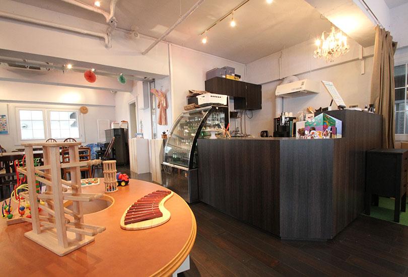 飲食店シーンの撮影スタジオとしてもご利用頂けます
