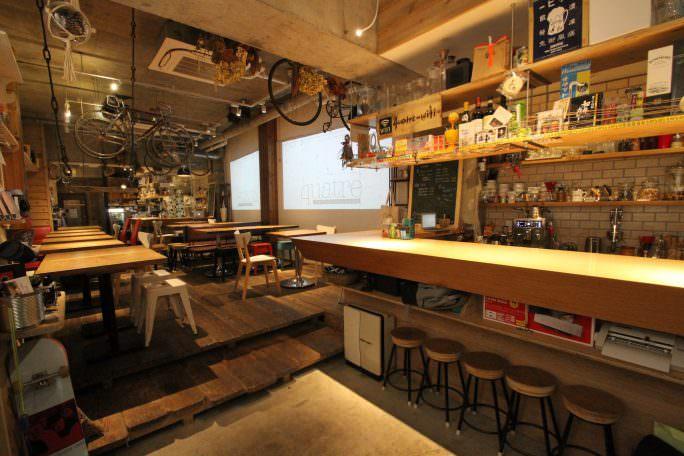 池尻大橋CAFE店