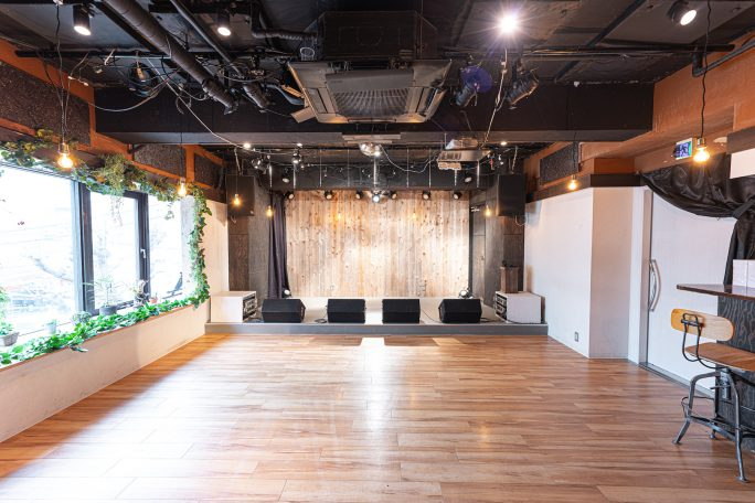 ライブハウス型レンタルスペース・撮影スタジオ|GOBLIN.代官山CAFE&STUDIO店