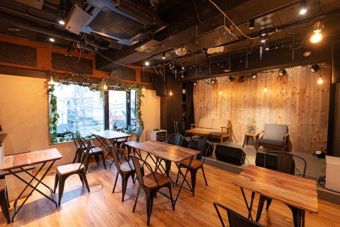 代官山CAFE&STUDIO店