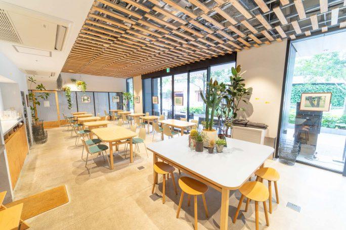 渋谷CAFE店