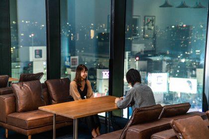5 CROSSTIES COFFEE 渋谷スクランブルスクエア店