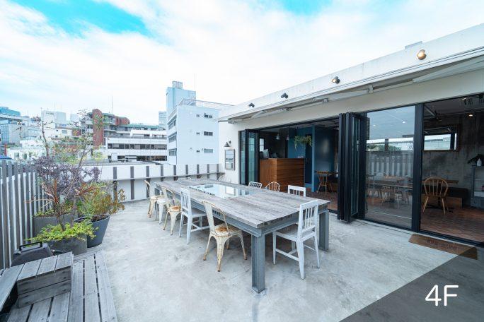 GOBLIN.神宮前ROOFTOP CAFE店