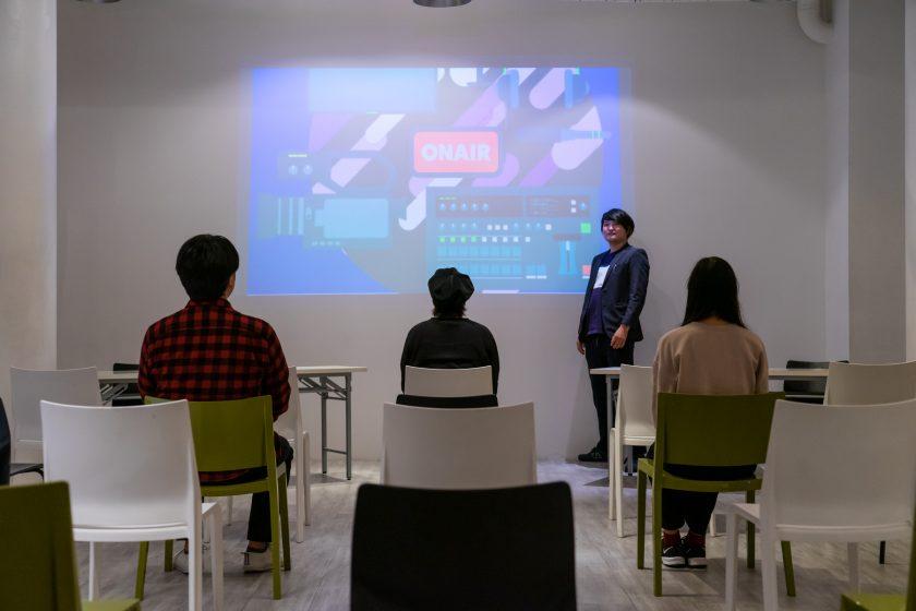 GOBLIN.表参道HALL店のセミナー利用例