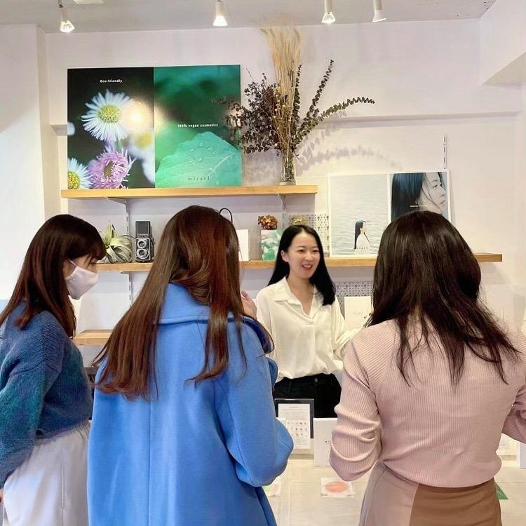 東京都内のレンタルスペースで開催されたインフルエンサーイベント|GOBLIN.原宿GALLERY店