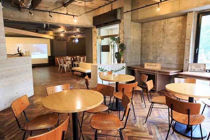 池袋CAFE店