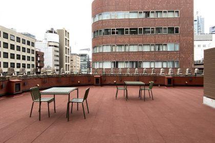 屋上レンタルスペース・撮影スタジオ|GOBLIN.新橋BLDG店 -ROOFTOP-